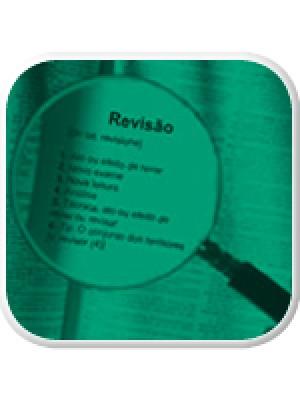 Revisão e Correcção Ortográfica p/ página (300 palavras)