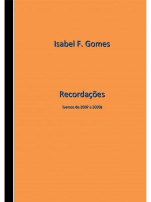 Recordações (versos de 2007 a 2009)