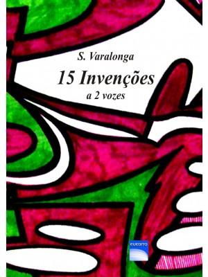 15 Invenções a 2 vozes, para Marimba
