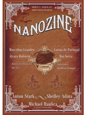 Revista Nanozine Nº 6 (Versão A4 COR)