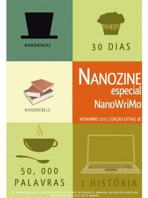 Revista Nanozine Edição Especial Nº 7 (Versão A5 PB)