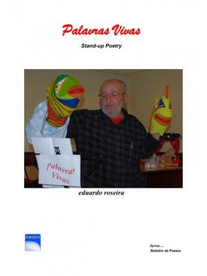 Palavras Vivas - stand-up Poetry