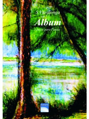 Album 5 peças para flauta