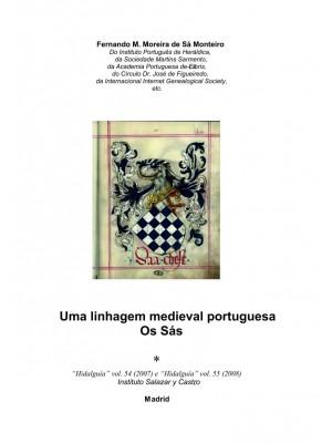 Uma linhagem medieval portuguesa - Os Sás