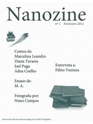 Revista - Nanozine N.º 1