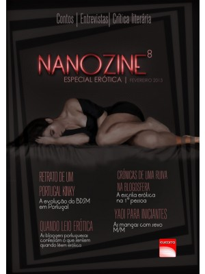 Revista Nanozine Nº 8  - Especial Erótica