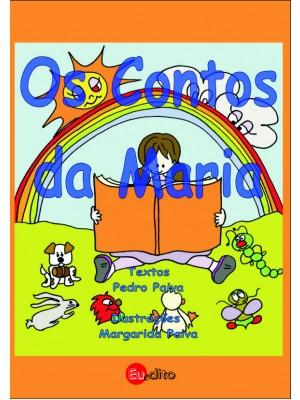 Os contos da Maria - para colorir