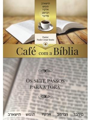 APOSTILA Café com a Bíblia - 7 Passos para a Torá
