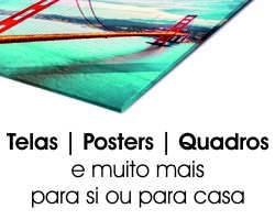Telas | Posters | Quadros